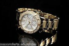 Guess reloj mujer w0141l2 glam hype cronografo