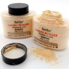 New Popular Ben Nye Banana Luxury Powder. Poudre De Luxe 42gm (1.5 Oz) Charming