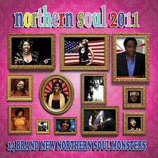 NORTHERN SOUL 2011 Ronnie Walker Barbara Green  The Concentrations CD NEU