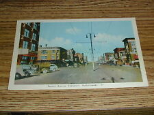 Second Avenue Saskatoon Saskatchewan Postcard