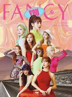 TWICE - FANCY YOU CD(random ver)+5Photocards+Poster+Free Gift