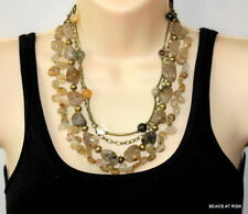 Quartz Alloy Handcrafted Necklaces & Pendants