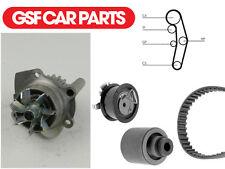 Water Pump & Timing Cam Belt Kit Engine Cooling System For VW Golf Mk 5 1.9 TDI