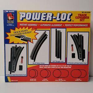 LIFE LIKE TRAINS POWER-LOC TRACK EXPANDER SET 21328 1/87 HO SCALE