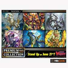 Cardfight Vanguard Premium Collection 2019 V-SS01 - Booster Box of 10 Packs