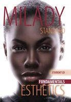 Milady Standard Esthetics : Fundamentals, Hardcover by Milady (COR), Brand Ne...
