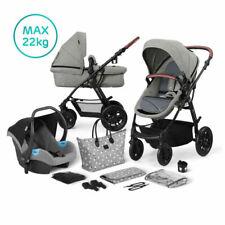 Kinderkraft XMOOV Passeggino Multifunzionale per Bambini con Peso Fino a 22kg - Grigio