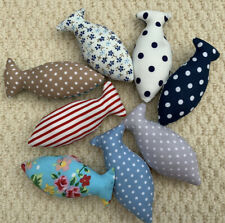 Handmade Catnip Fish Toy For Cats 105x50mm