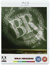 Battle Royale [Blu-ray] [DVD][Region 2]