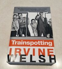 Trainspotting by Irvine Welsh (1996, Paperback) 1st Am. Edition