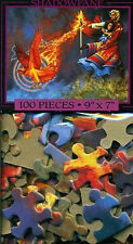 """SHADOWFANE"" Fantasy Fire Sword Eagle 100 Pieces BOXLESS Jigsaw Puzzle *100%"