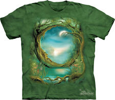 Moon Tree Fantasy T Shirt Adult Unisex The Mountain Xx-large 1012504