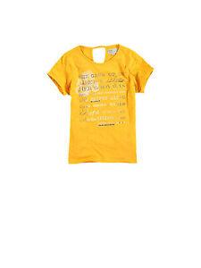 Summer 2014 So 14 - Garcia Shirt Sesame, Gypsy Orange Gr.140-164