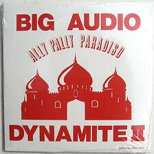 CLASH CD BIG AUDIO DYNAMITE Ally Pally Paradiso PROMO SEALED Prince 1999 LIVE 90