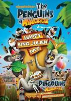 The Penguins of Madagascar: Happy King Julien Day (DVD, widescreen)