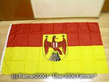 Fahnen Flagge Burgenland - 90 x 150 cm