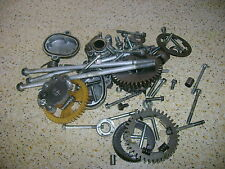 2002 Kawasaki Eliminator BN125 BN 125 C8 Engine Misc. Parts Nuts, & Bolts, Pump