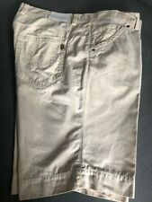 Mason's Jeans original bermuda cotone beige uomo tg 60/man's short