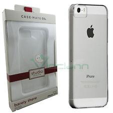 Custodia cover BARELY THERE case trasparente CASE.MATE pr iPhone SE 5S 5