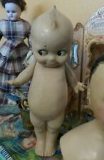 """Awesome Antique 12"""" Composition KEWPIE Doll with Rose O'Neill 1913 patent label"""