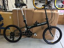 Folding Bicycle.Bike Friday New World Tourist;Size M,56cm(top tube).