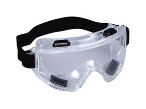 Occhiali di Protezioni Protettivi Sicurezza Laboratorio Ventilati EN 166