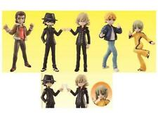 Bandai Tiger & and Bunny Half Age Characters Figure Vol 2 Figure Set of 7