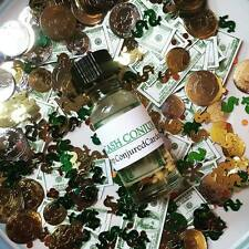 Cash Conjure Oil-Hoodoo, Witchcraft-Draw Money, Cash, Tips, Winnings, Payments