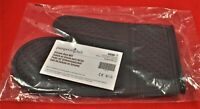 NEW - Pampered Chef - Silicone Oven Mitt - Black