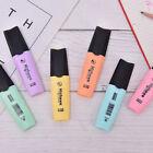 6Color Fluorescent Pen Marker Pens Assorted Cute Drawing Art Highlighter Stude.