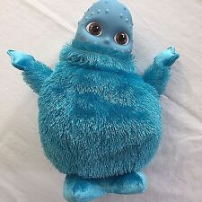 Boohbah 2004 Blue Animated Toy Plush Dance Along Jumbah Singing Tested Works