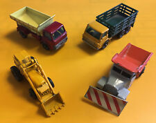 Lot of Made in England by Lesney Matchbox Series #4 #16 #24 #70