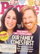 People Magazine Chip & Joanna Gaines October 23, 2017 111817nonrh