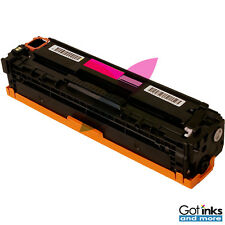 Magenta Toner Cartridge for HP 125A CB543A LaserJet CP1210 CP1215 CP1515N CP1518