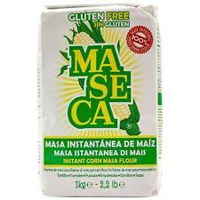 Maseca Instant Yellow Corn Masa Flour 4.4lb | Masa Instantanea de Maiz Amaril...
