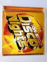NON-STOP DISCO NIGHTS JAPAN CD OBI MHCP 341 w/ Tracking F/S