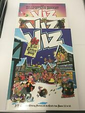 VIZ ANNUAL 2013 THE BILLPOSTERS BUCKET FIVE KNUCKLE LAST TURKEY 3 X ANNUAL LOT