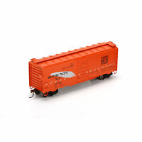 Athearn 72340 - Spur H0 - US Wagen 40' SUPERIOR DOOR BOX, WP #1970 - NEU in OVP