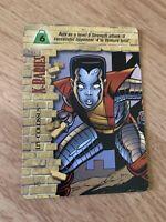 Marvel Overpower X-Men Polaris Hero Card NrMint-Mint