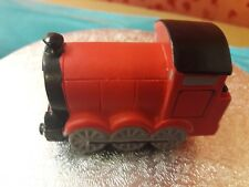 Red Resin Train Birthday Cake Topper Decoration