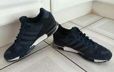Da Uomo Adidas ZX 750 Scarpe da ginnastica. Navy. Sintetico Taglia UK 10. EUR 44 2/3.