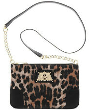 Juicy Couture Leopard Malibu Collection Crossbody Shoulder Bag YHRUS098 nwts