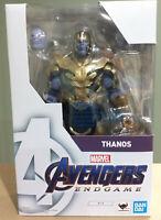 Tamashii Nations Bandai S.H. Figuarts Thanos Endgame Version - USA Seller