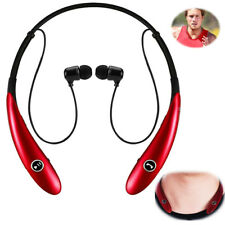 Neckband Bluetooth Headphones Stereo Earbuds for iPhone 12 11 8 7 6S SE Samsung