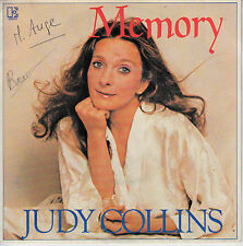 "7"" 45 TOURS FRANCE JUDY COLLINS ""Memory / The Life In Your Dream"" 1982"