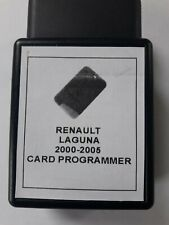 RENAULT LAGUNA/ESPACE KEY CARD LEARNING DEVICE 2002/2005