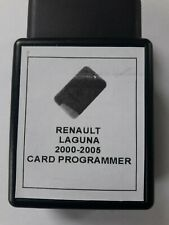RENAULT LAGUNA KEY CARD LEARNING DEVICE 2002/2005