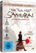 The Twilight Samurai-GUERRERO EL CREPÚSCULO 10th Edición Aniversario DVD NUEVO