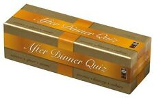 Lagoon Gold After Dinner Party Entertainment Quiz General Knowledge Trivia Box