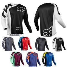 New Adult Racing 180 Race Jersey Men's Motocross/MX/ATV/BMX/MTB Dirt Bike R1